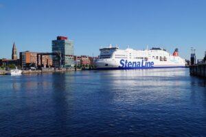 Kiel, Stenaline