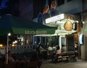 Familjekryssning - Kieler Brauerei