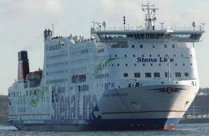 Färja från Göteborg Stena Germanica